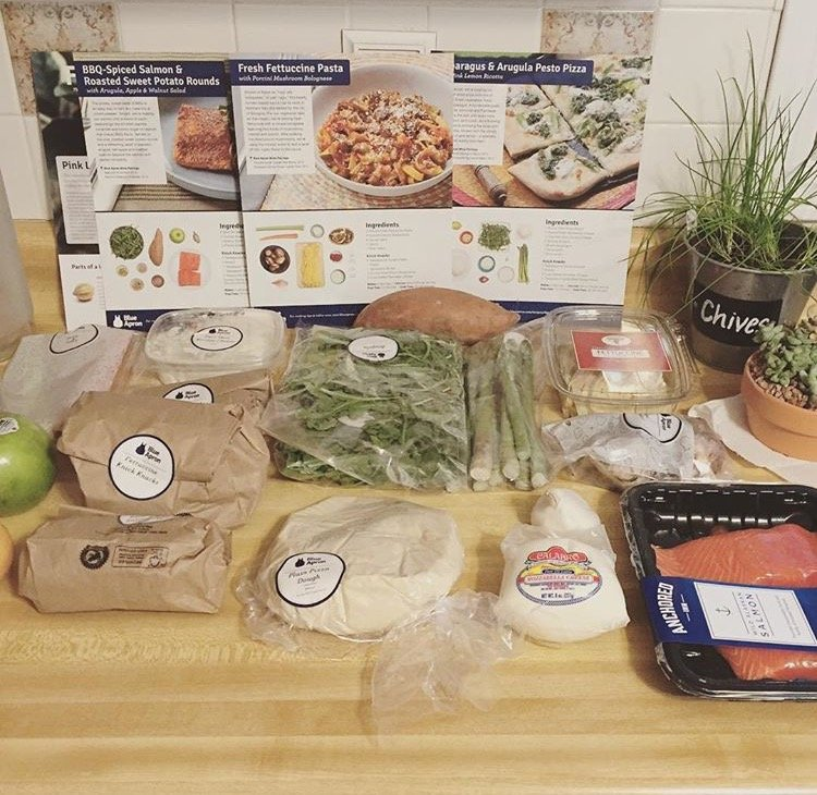 I Tried Blue Apron & Here's What I think!