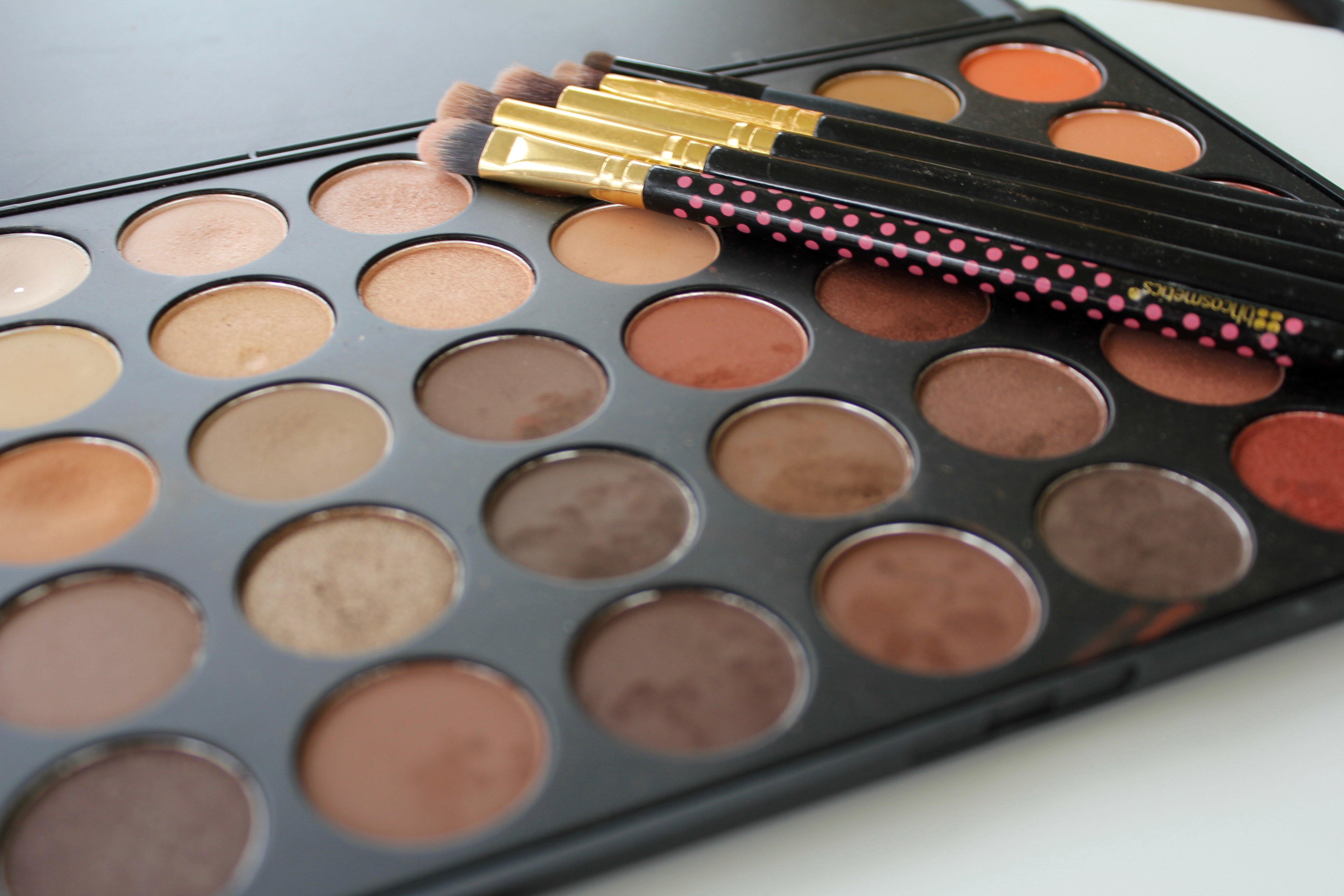 Beauty Mix | Warm Tones Makeup Look – Week 1