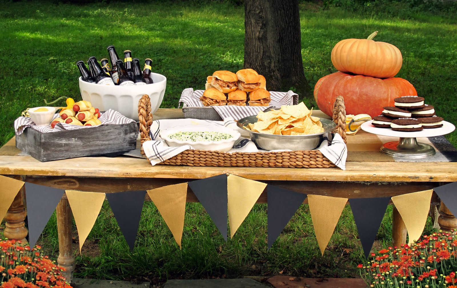 Favorite Tailgating Recipes for Fall