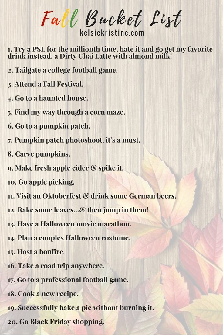 Fall Bucket List (1)