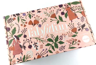 Fall FabFitFun Box Unboxing