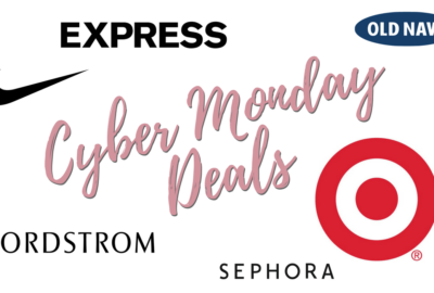CYBER MONDAY | Roundup of Deals