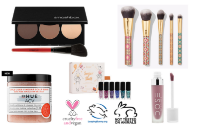 Holiday Gift Guide | Vegan Beauty Products | Under $50
