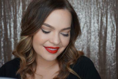Bold Red Lip | Beauty Mix Series