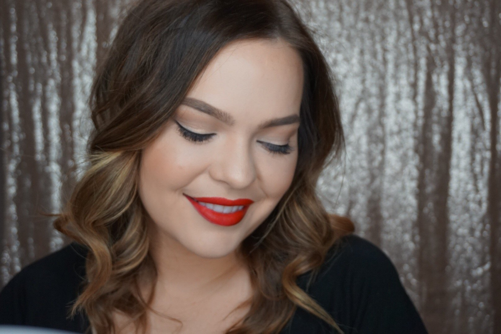 bold lip red lip beauty mix