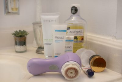 Current Morning Skincare Routine | Clarisonic Mia 1