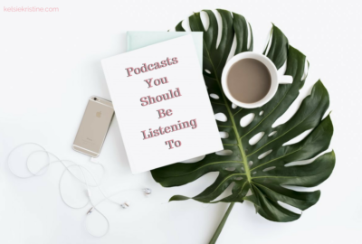 5 Podcasts You Must Listen to If You Are a Blogger/Influencer/Entrepreneur