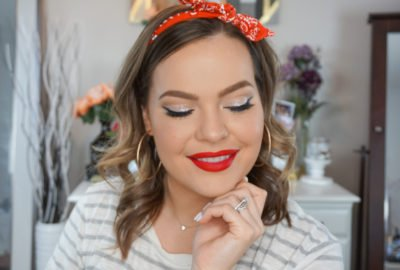 4th of July Makeup Look | Beauty Mix