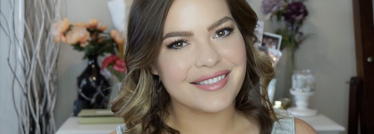 Easy Spring Makeup Look   Trying New Products