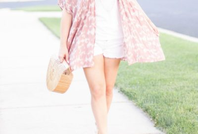 Summer Trend to Try: Kimonos + NORDSTROM Giveaway