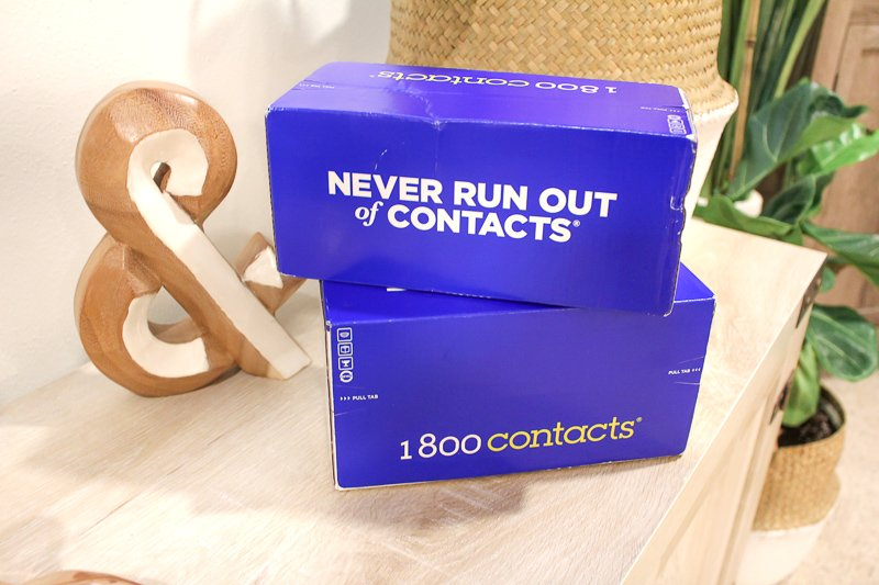Renew Your Contact Prescription From Home 1 800 Contacts Kelsie