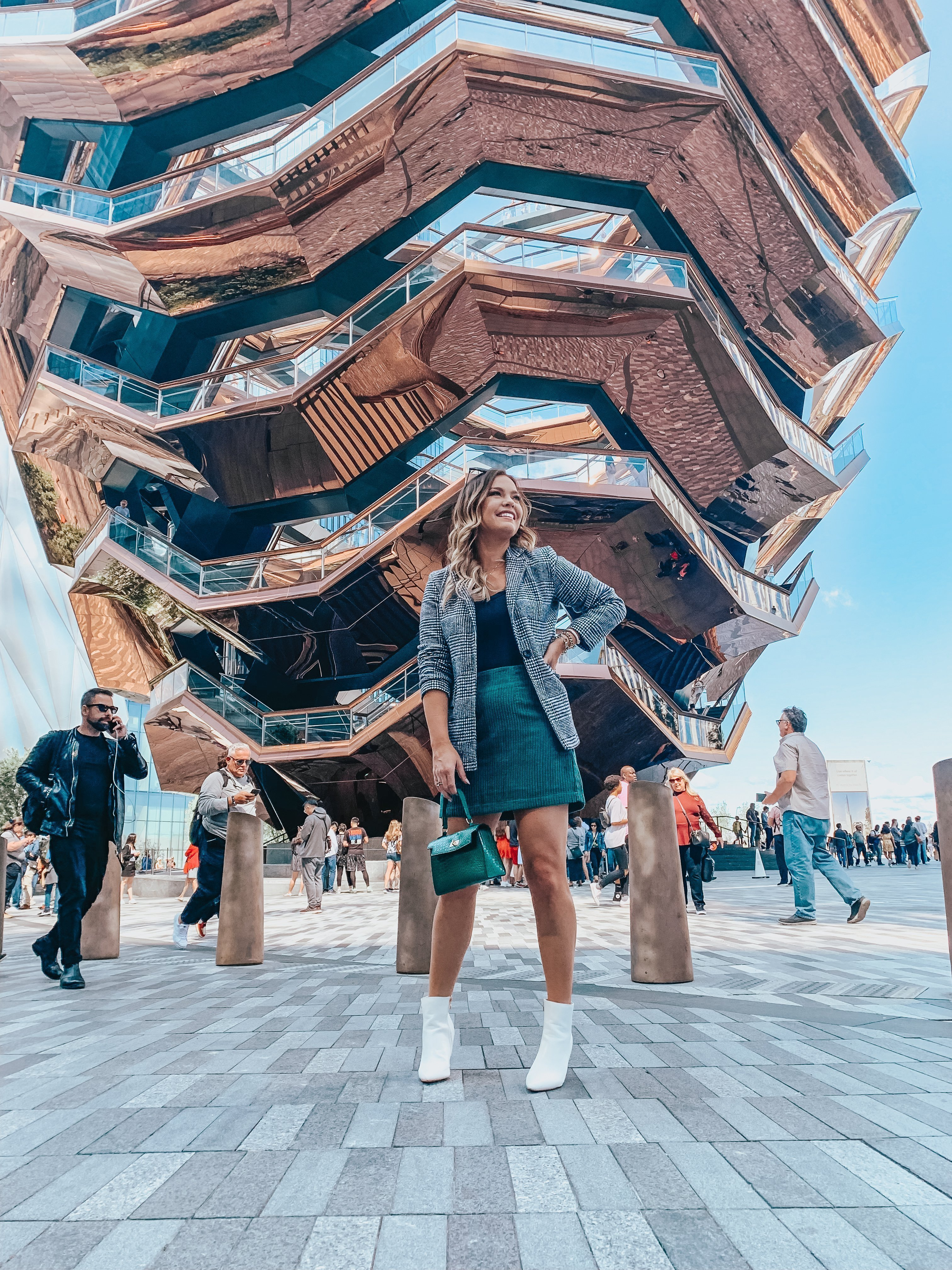 The Vessel NYC at Hudson Yards