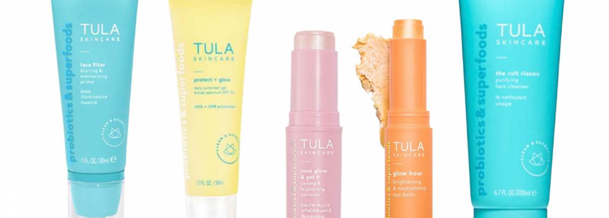 5 BEST Skincare Products from TULA