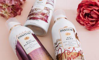 pantene waterless collection