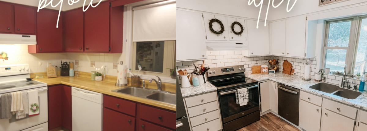 HOME RENOVATION SERIES: Ep 3: KITCHEN on a BUDGET