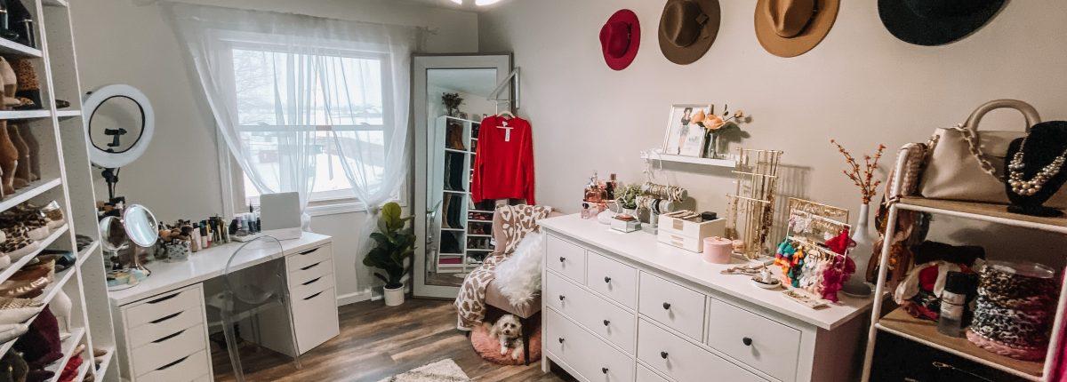 HOME RENOVATION SERIES: Ep 5: BEAUTY ROOM